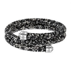 Swarovski-Crystaldust-Bangle-Double-Dark-Crystals-5237757-W360
