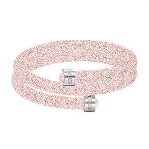 Swarovski-Crystaldust-Double-Bangle-Pink-5273640-W360