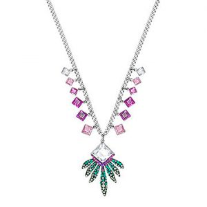 Swarovski-Gisele-Necklace-Medium-Green-5266286-W360