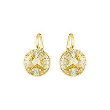 Swarovski-Globe-Pierced-Earrings-Gold-Tone-5276281-W360