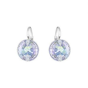 Swarovski-Globe-Pierced-Earrings-Violet-5274313-W360