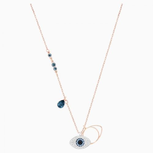 swarovski-symbolic-evil-eye-pendant–blue–mixed-metal-finish-swarovski-5172560